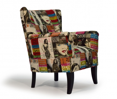 Fauteuil Ariam